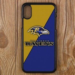Accessories - Baltimore Ravens iPhone X 8 plus 7 6S 6 SE 5S case